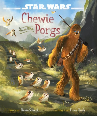 Chewie_and_porgs
